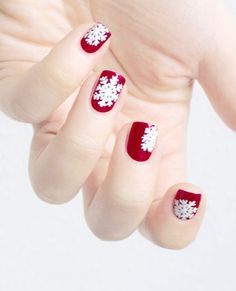 17 Christmas nails