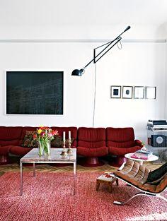 Modernist Living Room  with <3 from JDzigner www.jdzigner.com