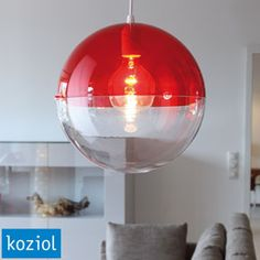 Koziol Orion Hanging Lamp