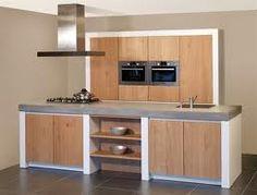 Afbeeldingsresultaat voor voorbeelden schiereiland keuken