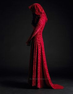 Maxi Red Dress from live-breathe-fash...