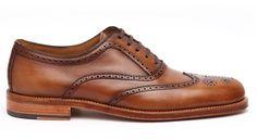 Monge Leather Brogue - Best Shoes for Men - Esquire