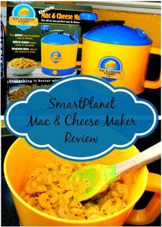 SmartPlanet Mac & Cheese Maker