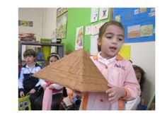Proyecto Egipto. Infantil 5 años Hand Fan, Home Appliances, Egypt, House Appliances, Appliances