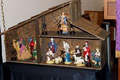 Focus on Christmas 2013 - Manger scene