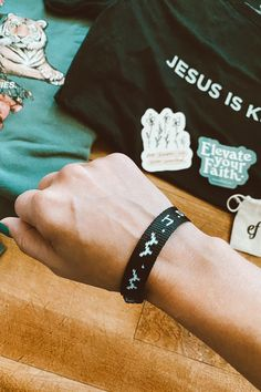 Christian Bracelets, Christian Jewelry, Christian Clothing, Christian Charities, Christian Organizations, Convoy Of Hope, In His Steps, What Would Jesus Do, Brand Ambassador
