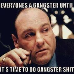 funny responses to little fake gangsters that try to scare you - Google Search