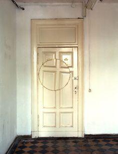 ha!  gordon matta clark meets interior design, i love it :)  Discover the coolest shows in New York at www.artexperience...