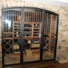 Wine Cellar Design, Pictures, Remodel, Decor and Ideas - page 11