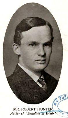 Robert Hunter (image from Wikimedia Commons)