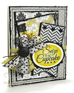 Stampin' with Sugar: Verve's August Diva Inspirations Hop