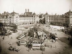 Historische Aufnahmen von München