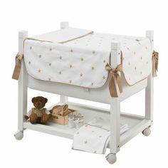 MInicuna Uzturre http://www.mamidecora.com/textil-bebe-uzturre.html