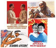 Soviet anti-american propaganda