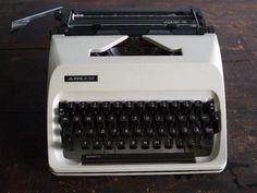 Vintage typewriter  Adler Junior 10  1965 by typewritersetc, £65.00