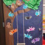 Sınıf Kapı Süsleme Örnekleri 7