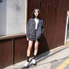 Oversized jacket | in Asian style | @printedlove