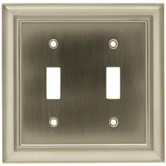 hampton bay wood 1 toggle switch wall plate white w10762whuh at the home depot tablet flip it flip it good chestnut st