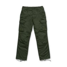 Odyssey Cargo Pant 5050RS - Dark Leaf Green