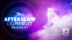AFTERGLOW - LED Suits + Snowboarding