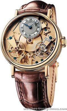 Breguet La Tradition Breguet Mens Watch 7027BA.11.9V6. $176