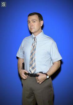 Joe Lo Truglioas (Detective Charles Boyle) #Brooklyn99 Season 2