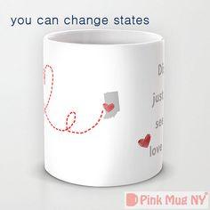 So cute!! ://www.etsy.com/listing/181123620/personalized-mug-cup-designed-pinkmugny