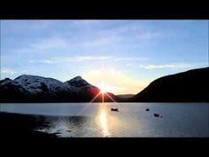 Sole di Mezzanotte: spettacolare video in Nord Europa