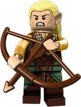 LEGO.com The Hobbit™ Characters - Legolas Greenleaf™
