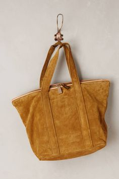 L'Atlanta Tote by Vanessa Bruno #anthrofave #anthropologie