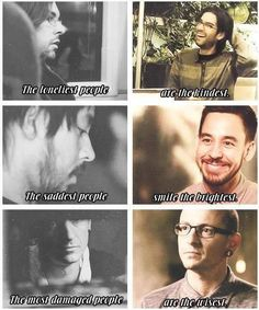 I love Linkin Park