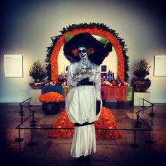 Visita nuestra ofrenda del 28 de #octubre al 2 de #noviembre 2014. Este año es un #tributo dedicado a la memoria de miembros #fundadores del Patronato del #MuseodeHistoriaMexicana y directores del espacio #cultural. #DíadeMuertos #tradiciones #altar #Catrina @3museos #Monterrey #NuevoLeón #México