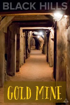 In the Black Hills of South Dakota, be sure to visit one of the area's historic gold mines. Check out the other must see sights!