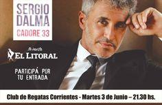 Sergio Dalma en el Club Regatas