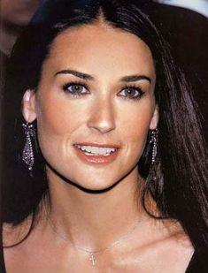 "Demi Moore (aka Demetria Gene Guynes) (1962 - ) - Actress, Producer, Director - Known for ""Ghost"" 1990, ""A Few Good Men"" 1992, ""G. I. Jane"" 1997, ""Mr. Brooks"" 2007"
