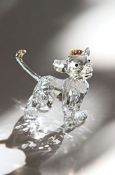 Swarovski Crystal Disney Collection, The Lion King, Simba