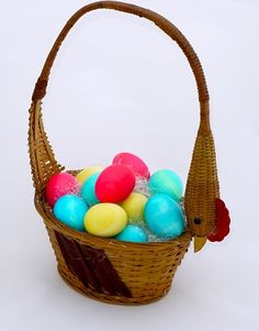 The Easiest Egg-coloring Method Ever!
