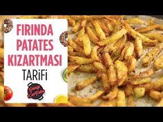 Tunik Dikimi: Pratik Gizli Pat - How to make the tunic secret pat? Big Mac, Homemade Beauty Products, French Fries, Going Vegan, Zucchini, Food And Drink, Health Fitness, Chicken, Recipes