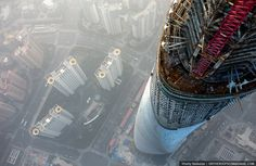 Shanghai Tower | ontheroofs