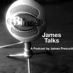 A blog post introducing my new podcast on spirituality, identity & creativity - James Talks