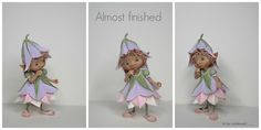 Hoe een fairy puppet wordt gemaakt  How a fairy puppet is made