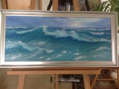 Seascape. Eyvind Jentoft