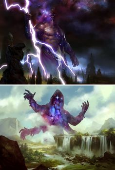 """The Gods of Theros 