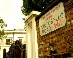 Portobello Road Market   Flickr - Photo Sharing!