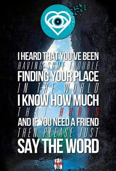 All Time Low - Missing you /Lyrics // This song hurts my heart from the first lyric. It's sad that it's so relatable to so many kids.