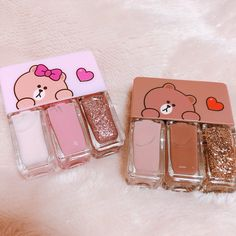 Discovered by ♡花ちゃん♡. Find images and videos about makeup, kawaii and new york on We Heart It - the app to get lost in what you love. Kawaii Makeup, Cute Makeup, Aesthetic Makeup, Pink Aesthetic, Beauty Skin, Beauty Makeup, Makeup Kit, Korean Make Up, Makeup Items