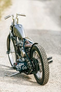 """guns-for-kids: """"northwestwade: """"That fuel gauge """" Everything about this bike. """""""