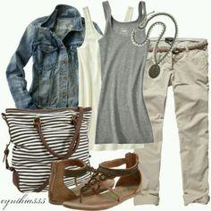longer dressy top in a outfit for plder woman | Via Lisa Ellis