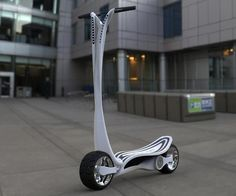 this scooter charges in the trunk of your car