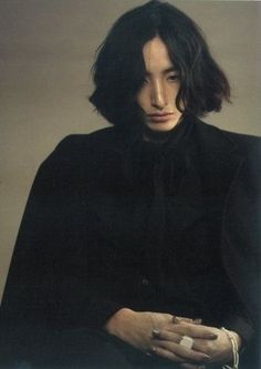 Portrait Photography Inspiration : pyrrhics: Lee Soo Hyuk --- A young Snape, if you will. Human Reference, Art Reference Poses, Photo Reference, Drawing Reference, Portrait Fotografie Inspiration, Portrait Photography Inspiration, Poses References, Aesthetic People, Drawing People